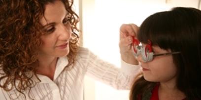 בעיות ראיה אצל ילדים