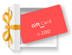 max giftcard
